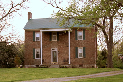 John Frost House, Cottonport