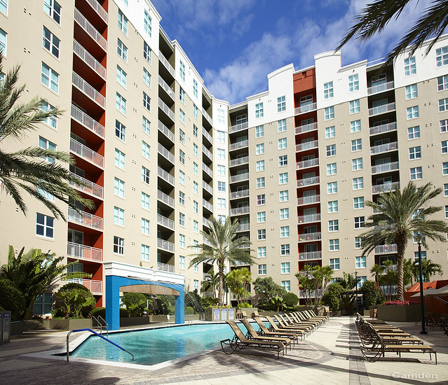 Fort Lauderdale Apartments: Camden Las Olas - Fort Lauderdale, FL