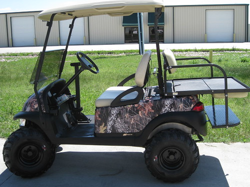 Custom Golf Carts Fort Worth TX - Labeled X Golf Carts (10)