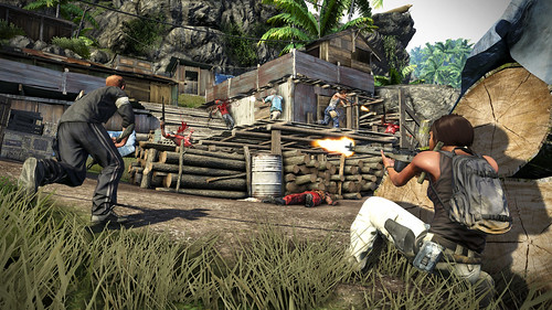 Far Cry 3: Hide Tides PS3 Exclusive DLC Now Available