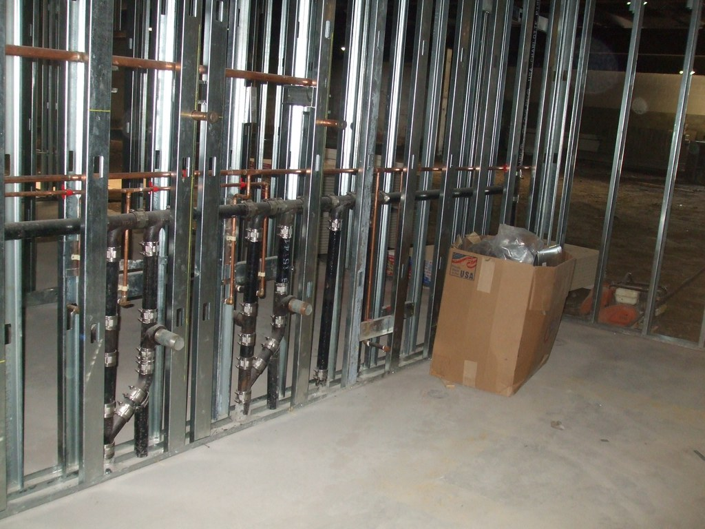 Commercial Plumbing Services Kew Forest Plumbing