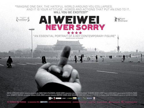 Ai Weiwei Never Sorry Pittsburgh
