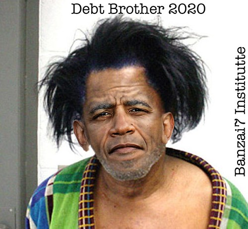 DEBT BROTHER 2020 by Colonel Flick/WilliamBanzai7