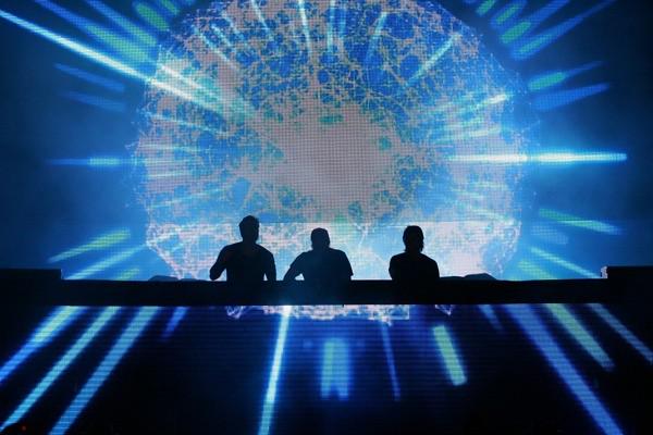 Swedish House Mafia concert & Absolut -007