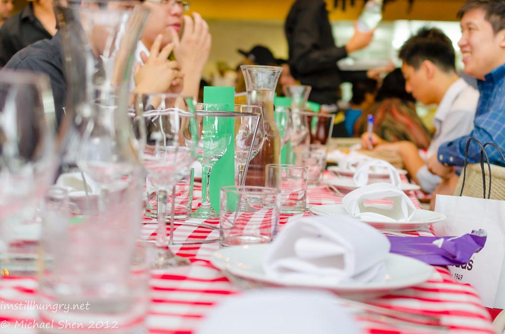 Casa Di Nico - tables