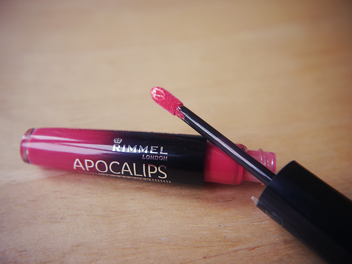 rimmel apocalips stellar review 2