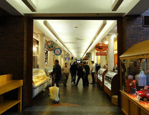 Inside Quincy Market