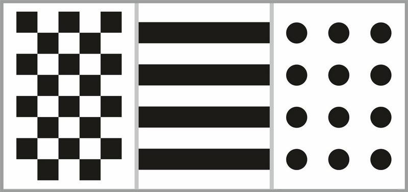 Картинки черно белые линии