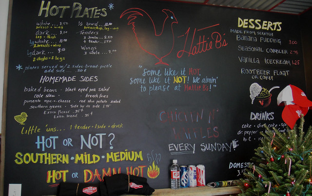 Hattie B's, Nashville