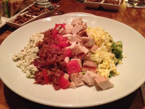 Park Hyatt Aviara cobb salad