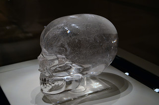 The Infamous Crystal Skull