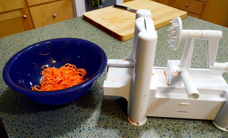 Spinning Carrots