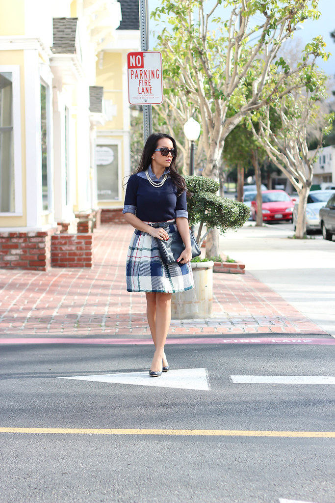 Vintage Plaid Skirt02.jpg