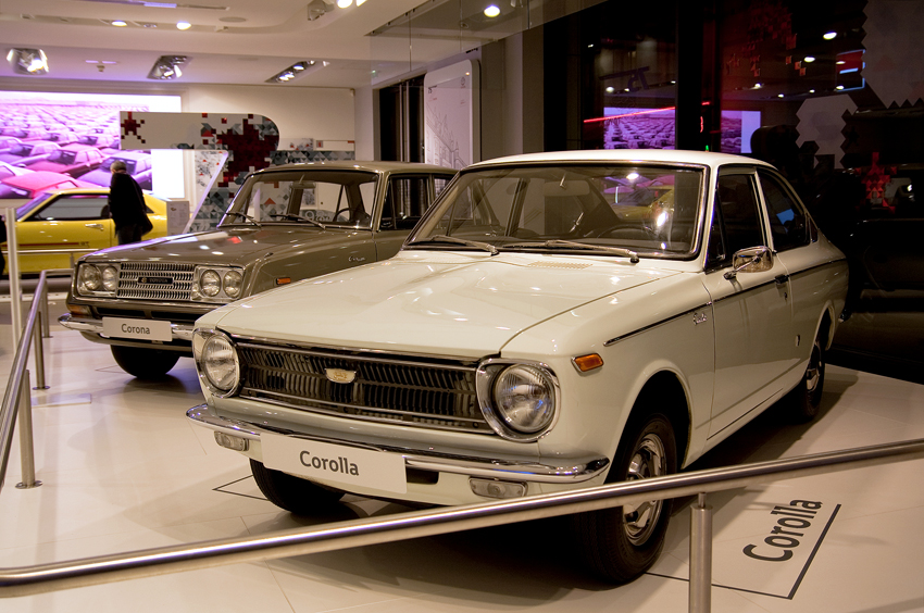 1966–70 Toyota Corolla Sprinter (E15-17)