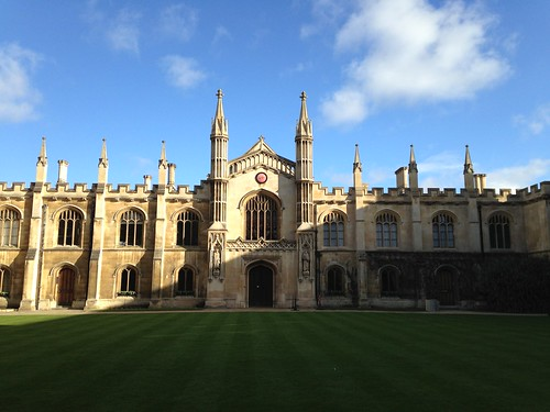 Corpus Cristi College, Cambridge