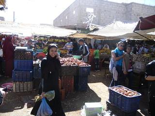 Market in Laayoune