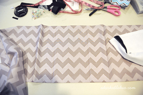 diy easy to adjust modern pleat crib skirt