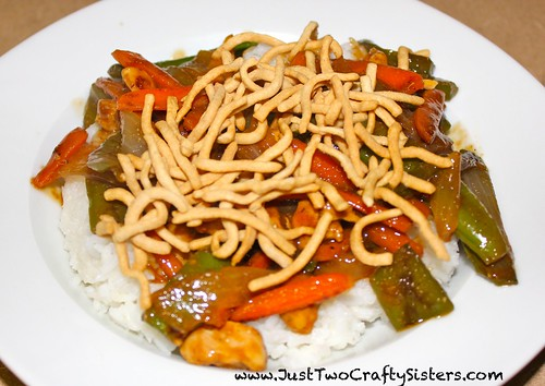 Yummy Chicken Stir-Fry Recipe