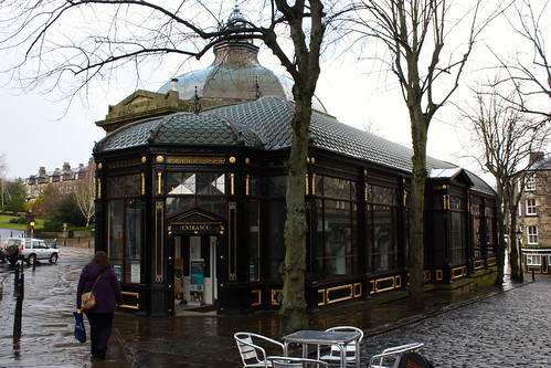 Harrogate Royal Pump Rooms Museum