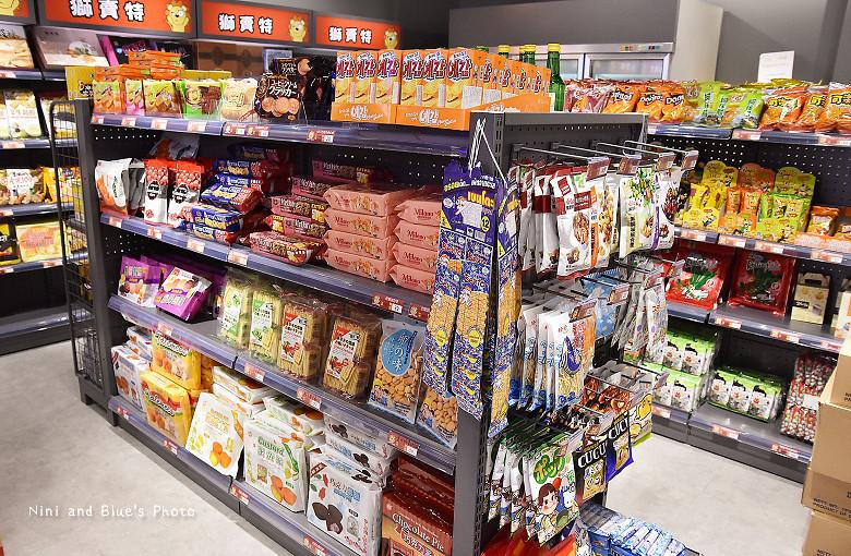 台中獅賣特即期良品進口零食餅乾泡麵08