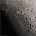 Lunar DORSA Near Posidonius Crater