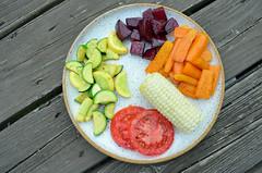 Veggie Dinner 07.02.16