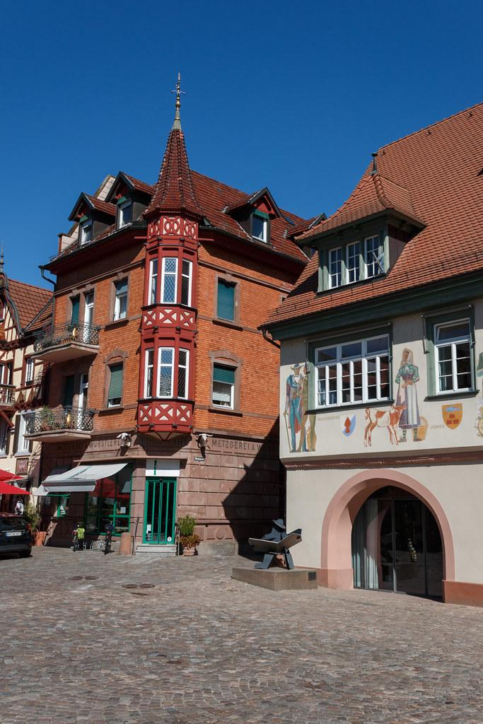 Steinach Baden Hotel