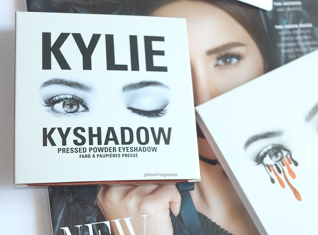 Kylie Cosmetics KYShadow The Bronze Palette3