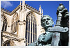Constantine the Great Statue York