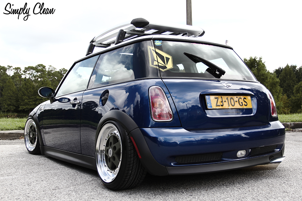 Plus This Time Its A Mini Cooper S So Everything Is Way More Expensive To Fix Than The Fit But Once Again Raaaaaaaaaaaay Doesnt Give Shit