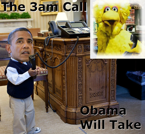 The 3am Call Obama Will Take
