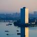 Yanggakdo Hotel, Pyongyang by Stefan Schinning