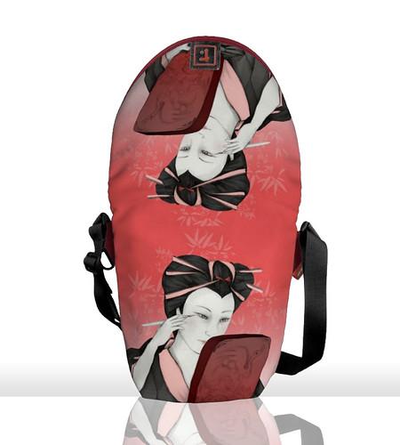 Bolso Geisha Espejo 2