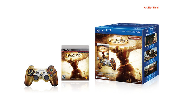 Pacote 2 - God of War: Ascension
