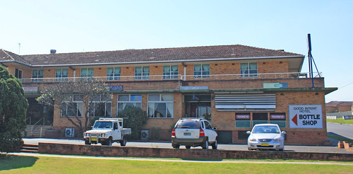 Good Intent Hotel, South Grafton, NSW.