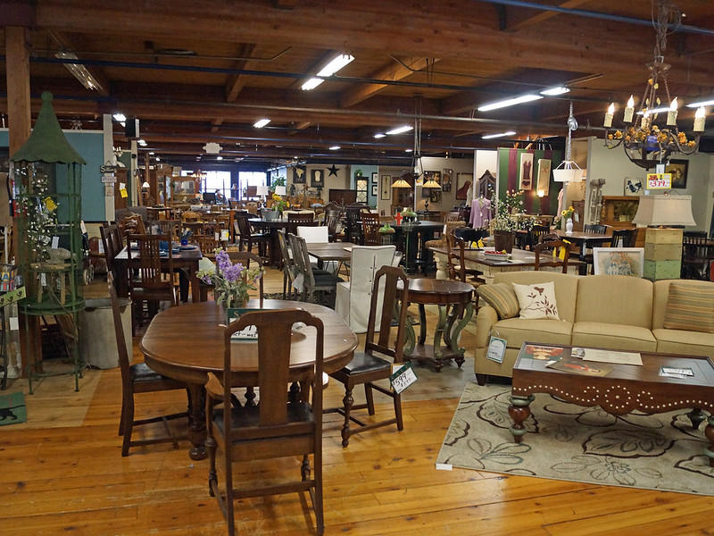 Classic Home & Antique - Portland Furniture Store 1805 SE M L King Blvd Portland, OR 97214