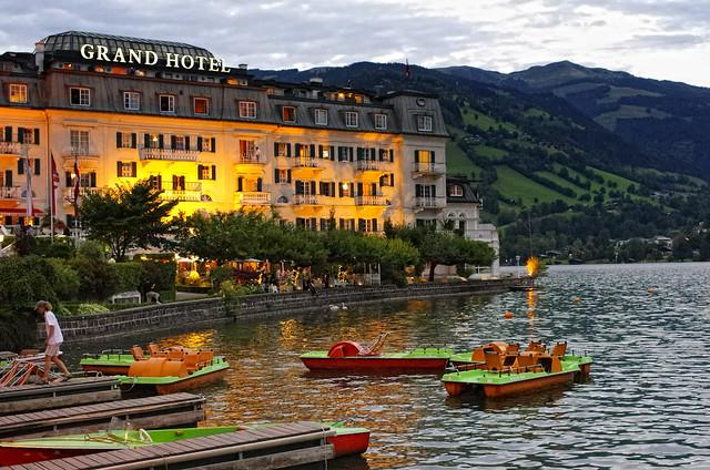 Grand Hotel Zell Am Se