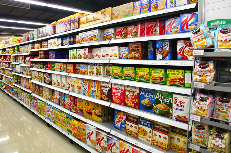 Cereal-Section
