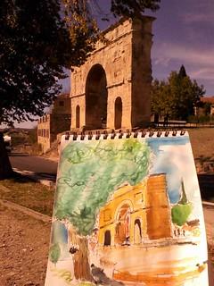 Arco del Triunfo Romano Medinaceli