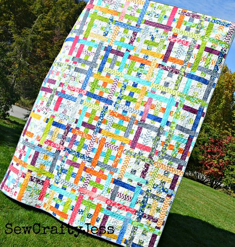 Simply Woven Quilt Moda Bake Shop Custom Basket Weave Quilt Pattern