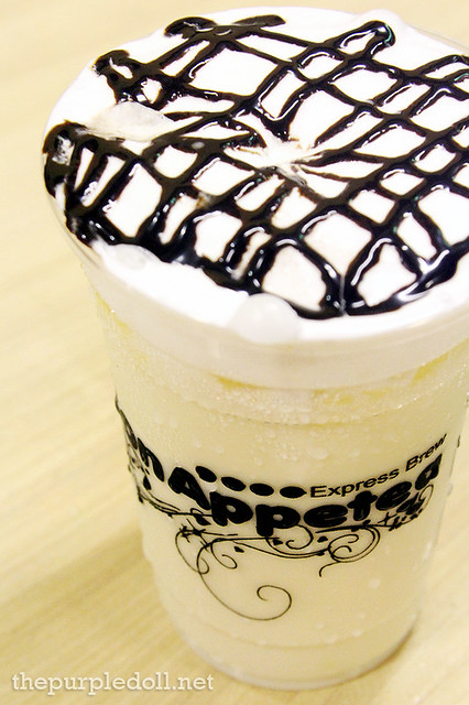 Caramel Frappe P90 Medium P100 Large