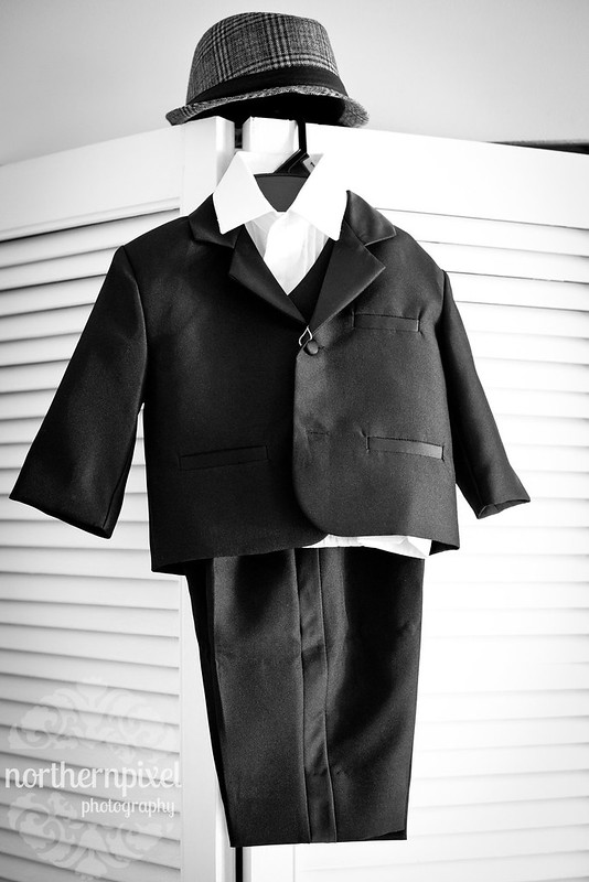 Ring Bearer's Suit