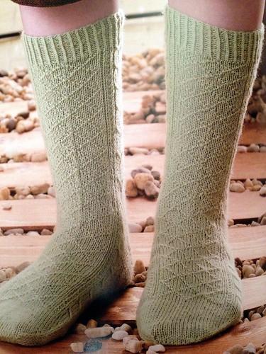 It's Tea Time Socks