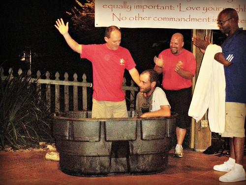 PA140204 Baptism Mark and Jim