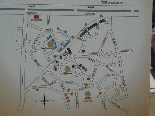 Wualai Map