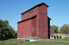 M.J. Hogan Grain Elevator