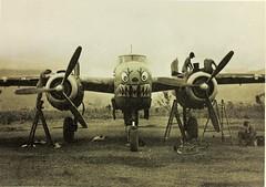 345th Bomb Group Martin B-26 Marauder