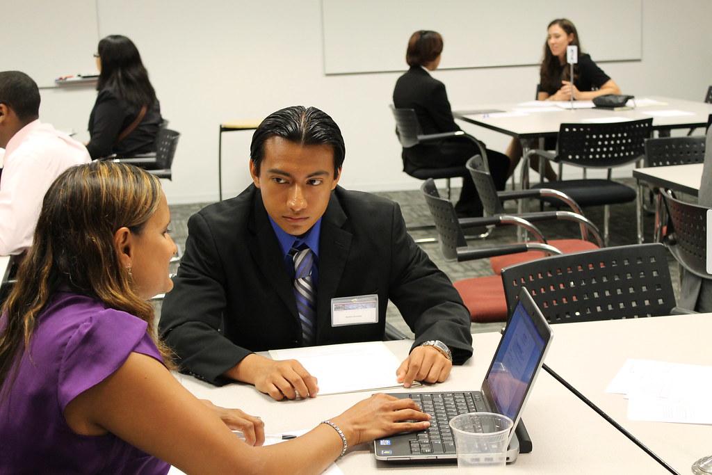 Interviews at Accenture | Genesys Works - Chicago | Flickr