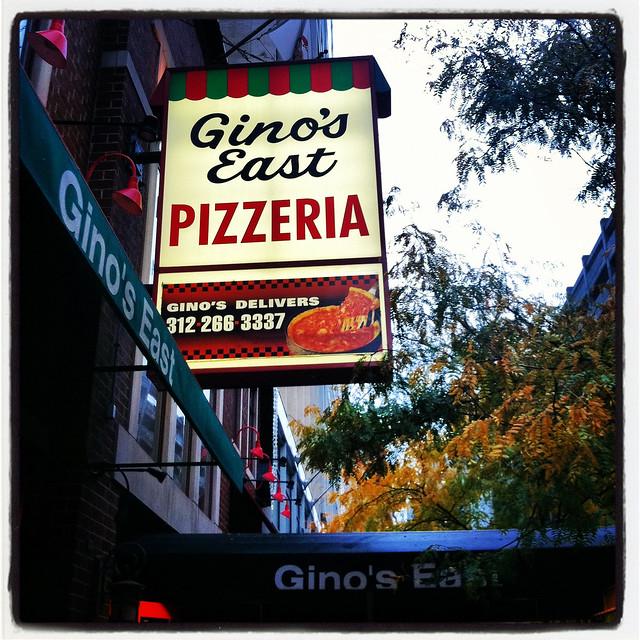 Gino's East, Chicago