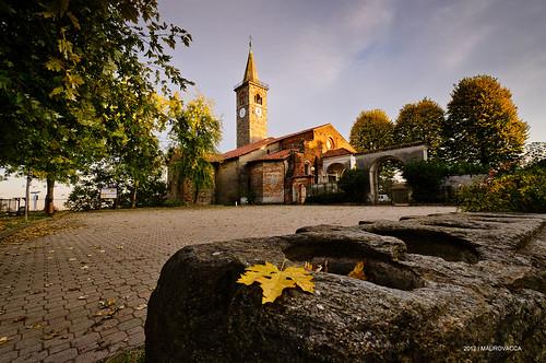 Borgo Monte | Chiesa BV Assunta II by maurovacca